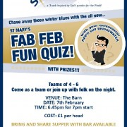 Fab Feb Fun Quiz