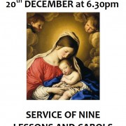 NIne Lessons and Carols 2015