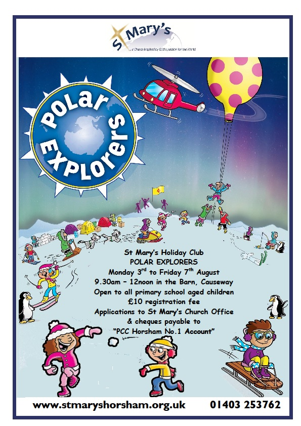 Holiday Club Flyer