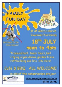 St Mary's Fun Day 18th July