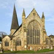 View a virtual tour of St Mary's Church
