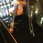 Stradivarius Violin and Menuhin's Bow