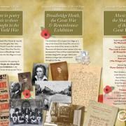 St John's Broadbridge Heath - Remembrance Weekend