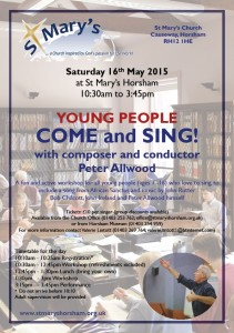 Young People Come and Sing!