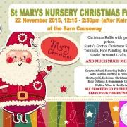 Christmas Fair 22.11.15