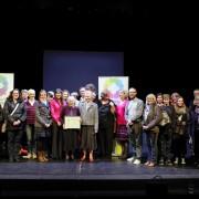 Joyce Brown Wins Award