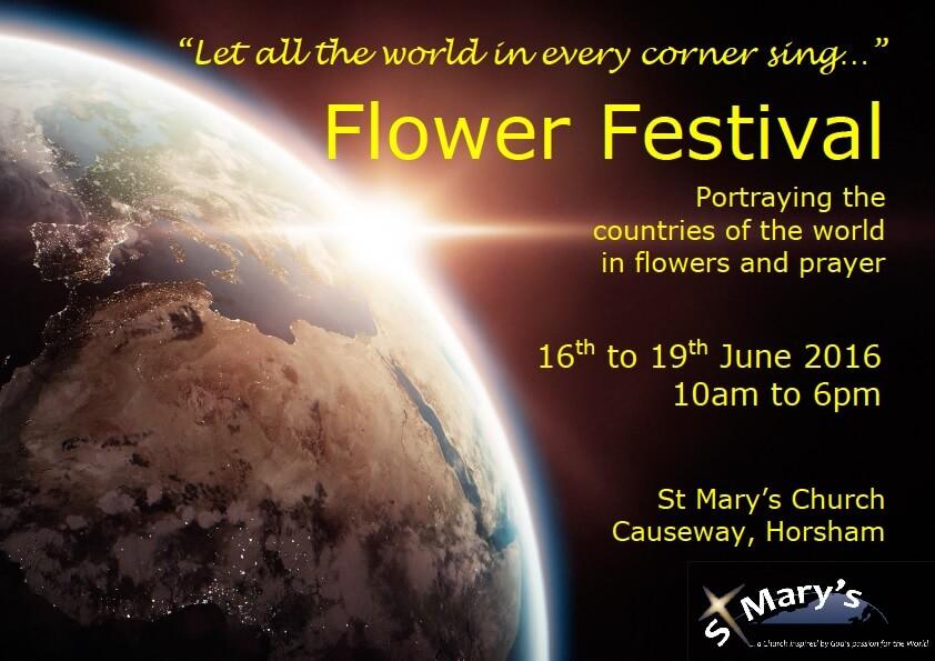 Flower Festival 2016